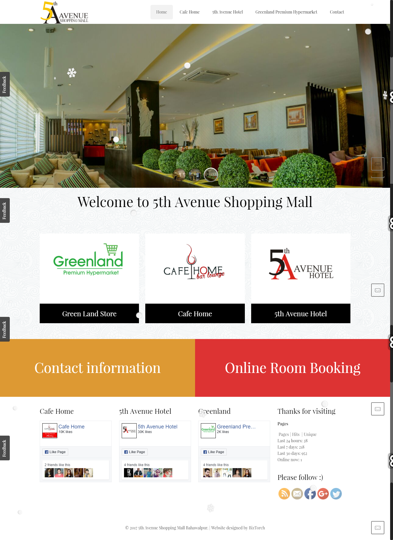 5th Avenue Shoping Mall